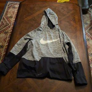 Kids Nike Dri-Fit hoodie